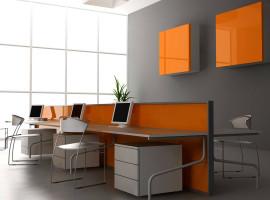 Complementos en Oficina Naranja